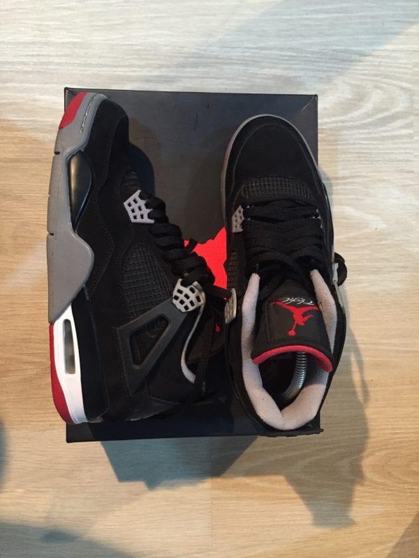Jordan 4 Bred UK 7.5