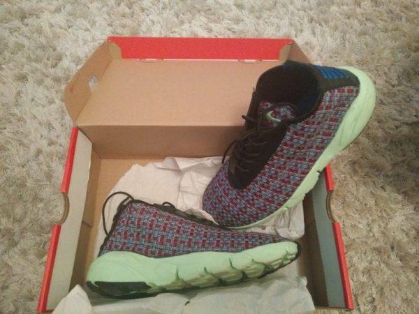 Nike Multi-Coloured Knits UK Size 7