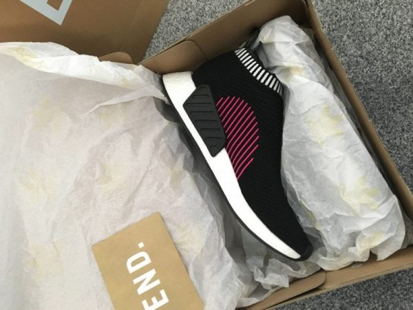 NMD CS2 Shock Pink
