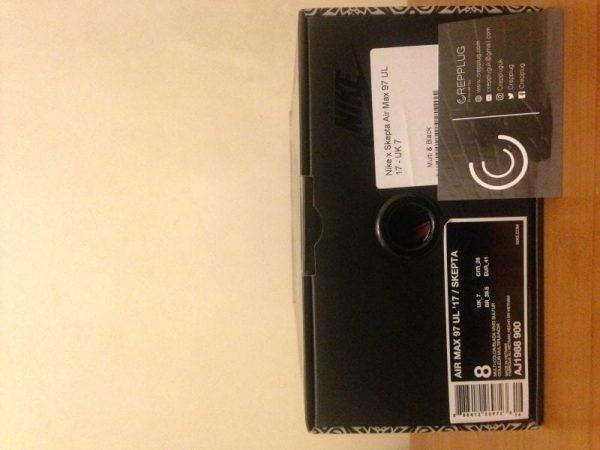 Brand New Skepta x Nike Air Max 97 SK