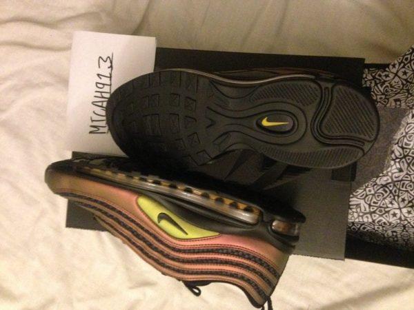 Skepta x Nike Air Max 97 #SkAir
