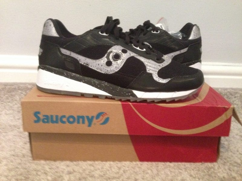 Saucony x Bait, Shadow 5500