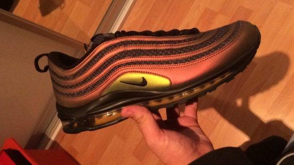 Nike air max 97 x Sk (skepta)