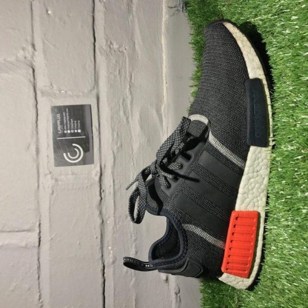 Adidas NMD R1 Grey Red