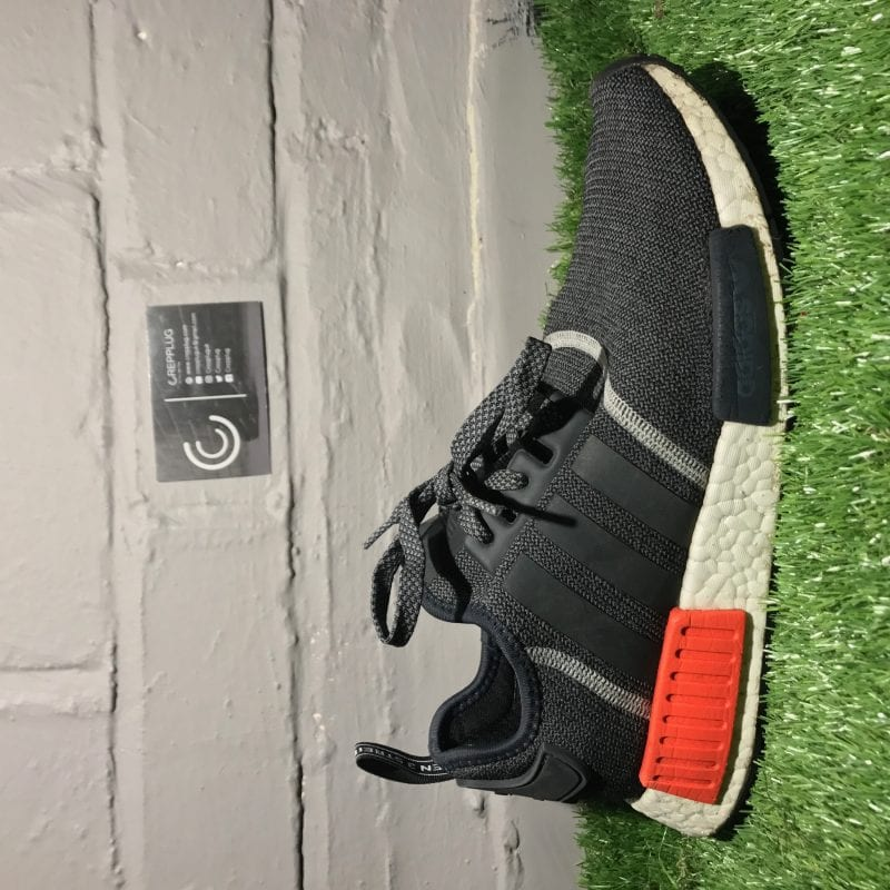 Adidas NMD R1 Grey Red