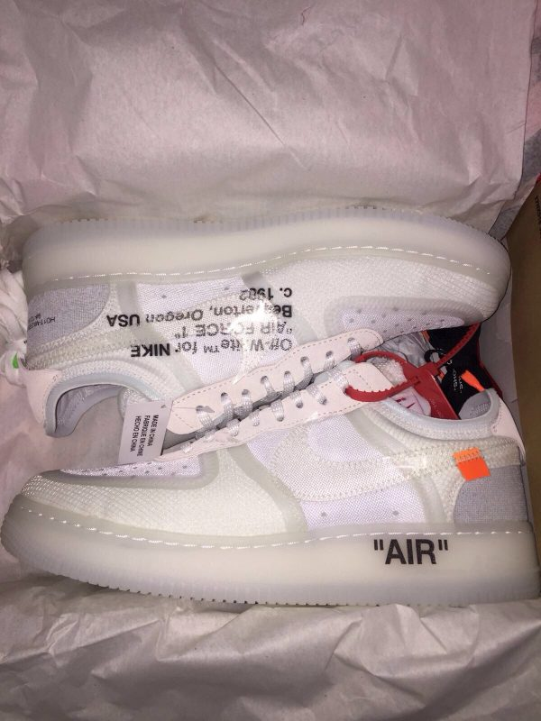 "Air Force 1 ""Off-White"""