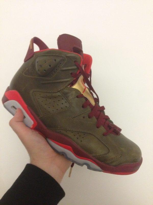 """Air Jordan 6 """"Cigar"""""""