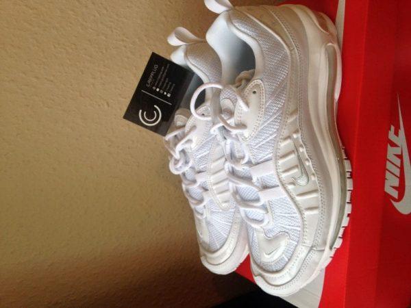 Nike Air Max 98 White