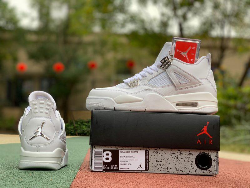 Jordan 4 'Pure Money'