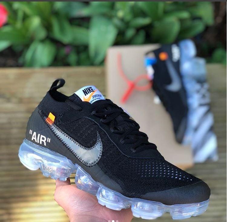 Nike x Off-White Vapormax 2018 UK 8