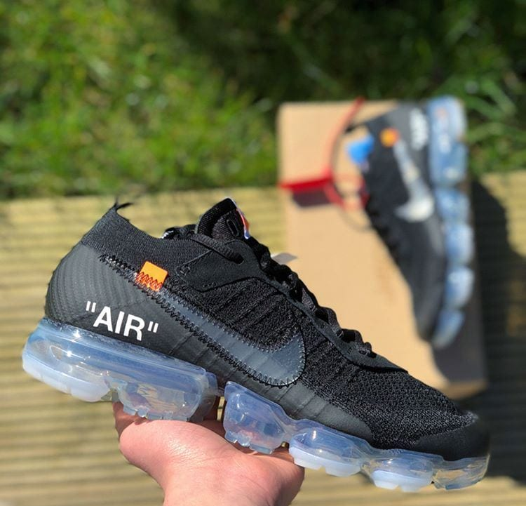 Nike x Off-White Vapormax 2018 UK 9/10