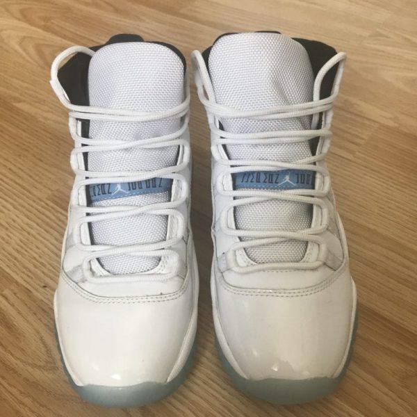 Jordan 11 Columbia