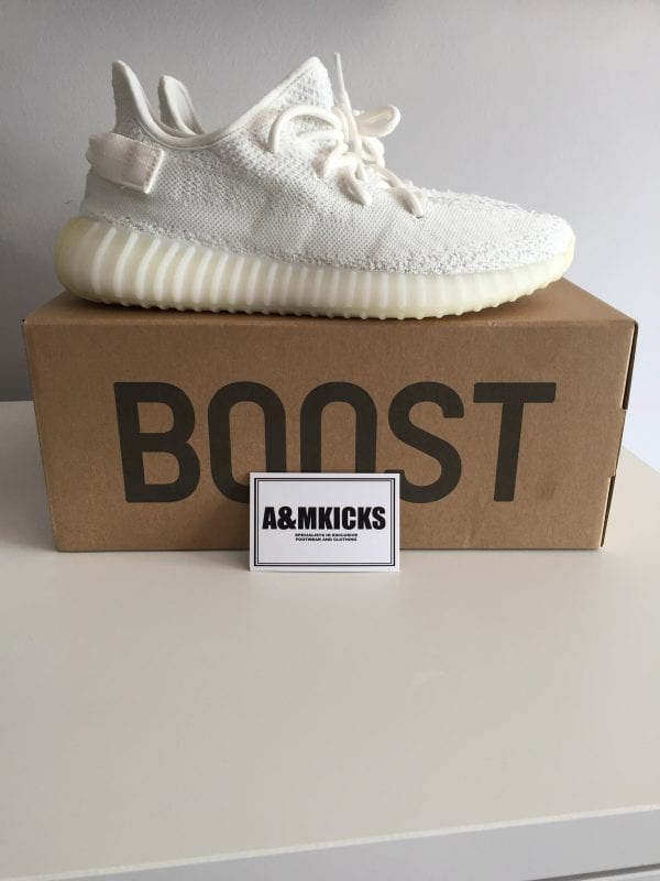 Yeezy 350 Boost Cream