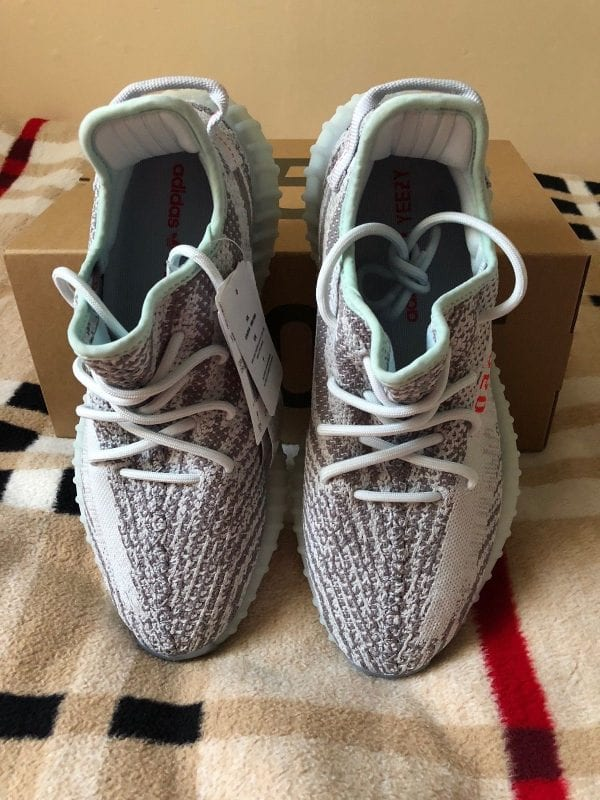 Adidas YEEZY 350 Boost V2 - Blue Tint - UK9