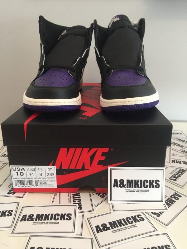 "Jordan 1 ""Off Court Purple"""