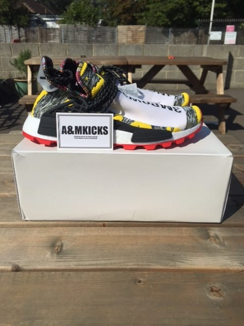 Pharrell Williams Adidas Solar HU NMD