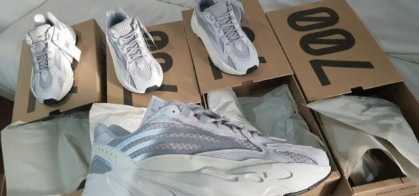 Yeezy Static 700 uk7 uk7 uk7.5 uk8