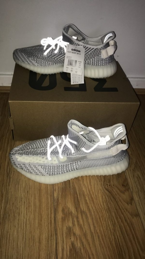 Yeezy 350 V2 Boost:'Static Non-Reflective'