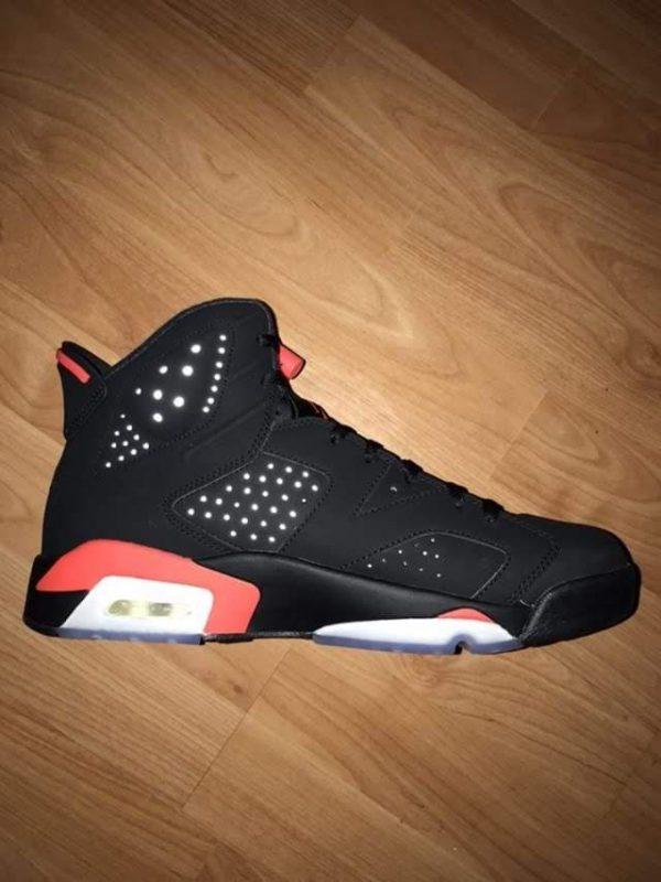 """Air Jordan 6 Retro """"Infrared"""""""