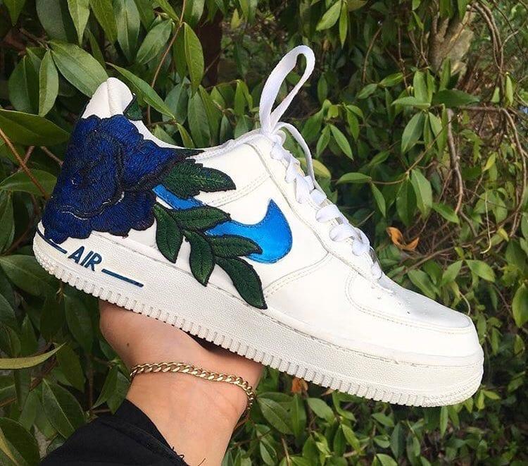 Blue Rose Customs