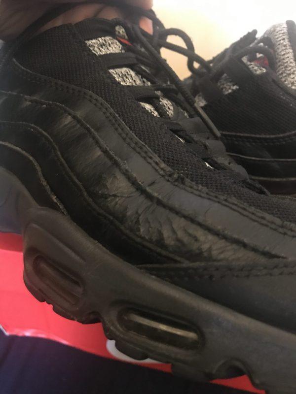 Nike Air Max 95 - Wool Pack