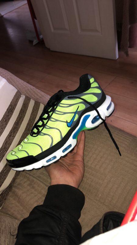Nike TN Scream Green