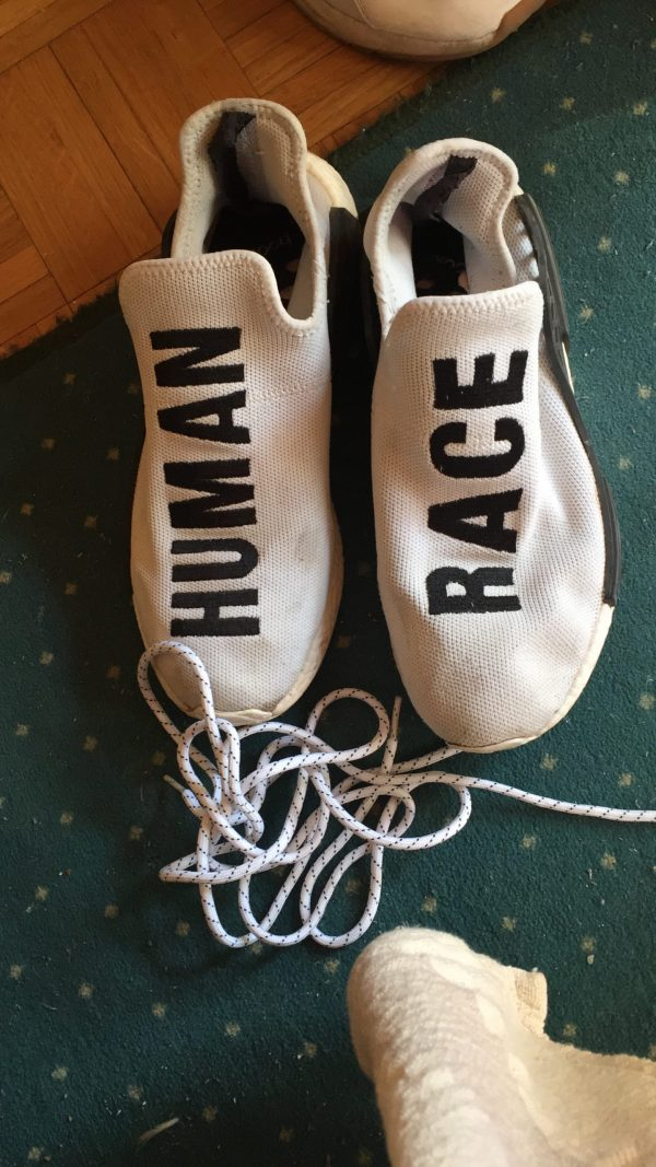 Adidas Pharrell's Human Race (White)