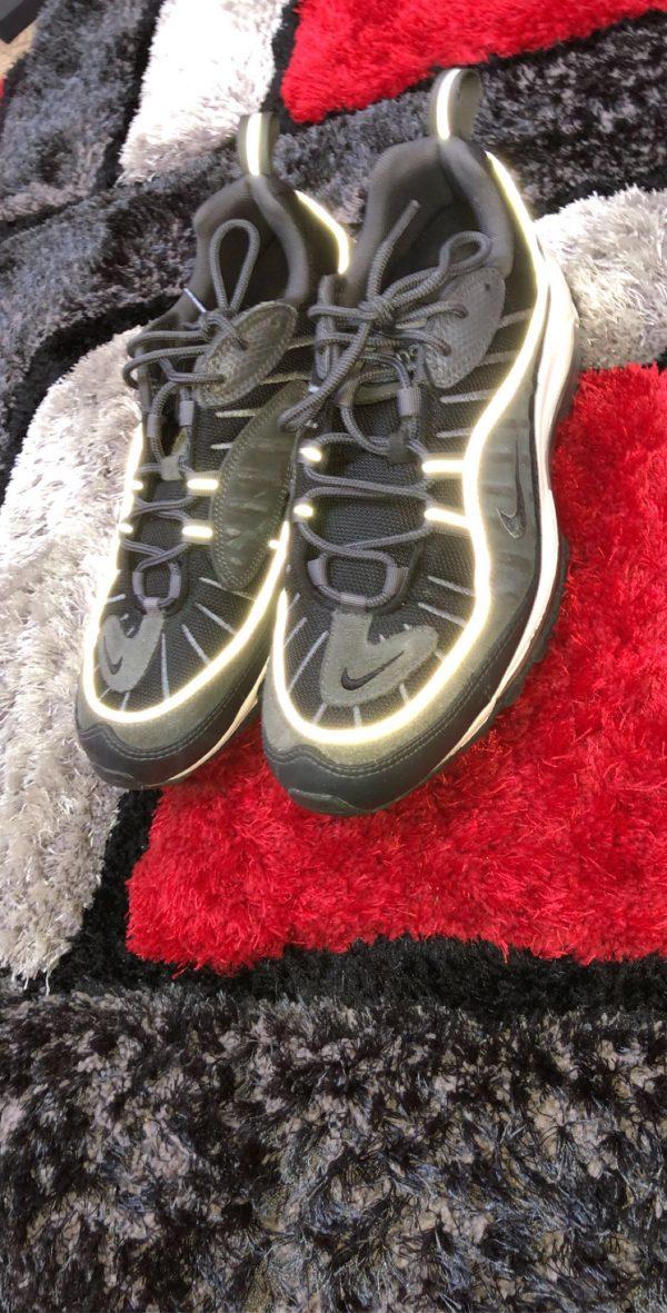 Nike Air Max 98 Black Anthracite