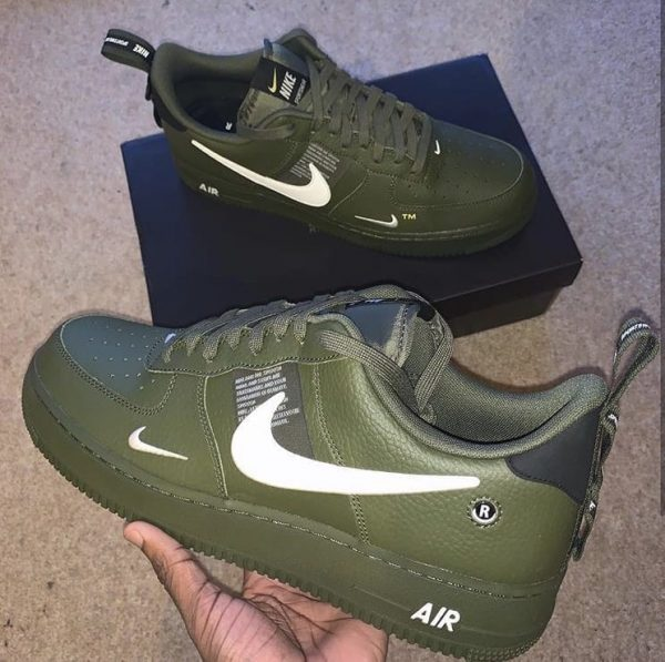 Nike Air Force 1 Utility - Khaki