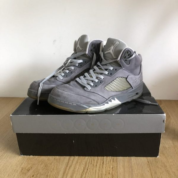 Jordan 5 Retro Wolf Grey