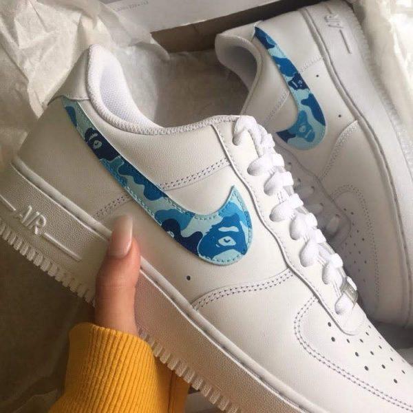 Nike Bape Swoosh