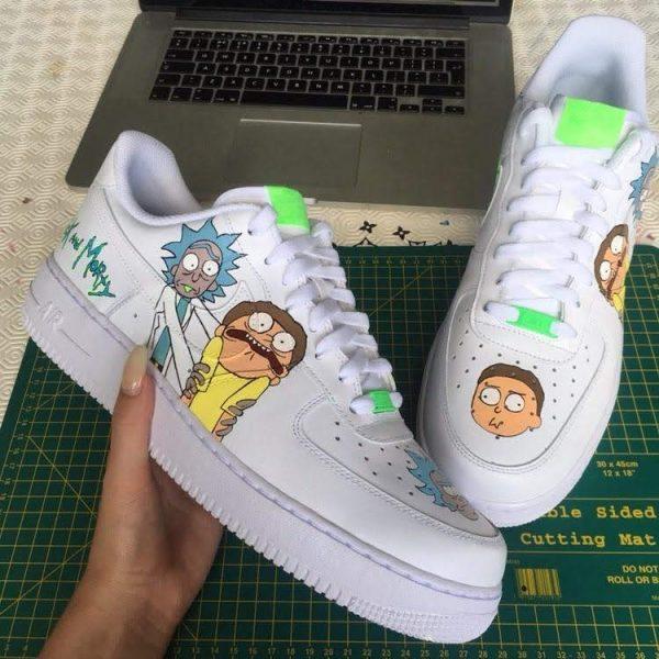 Rick and Morty AF1