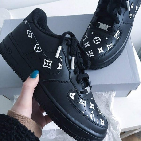 White on Black LV
