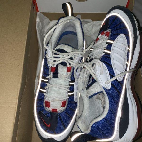 Nike Air Max 98s Gundam - Size 7