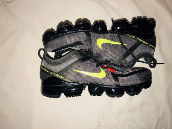 Nike Air Vapormax Wolf Grey