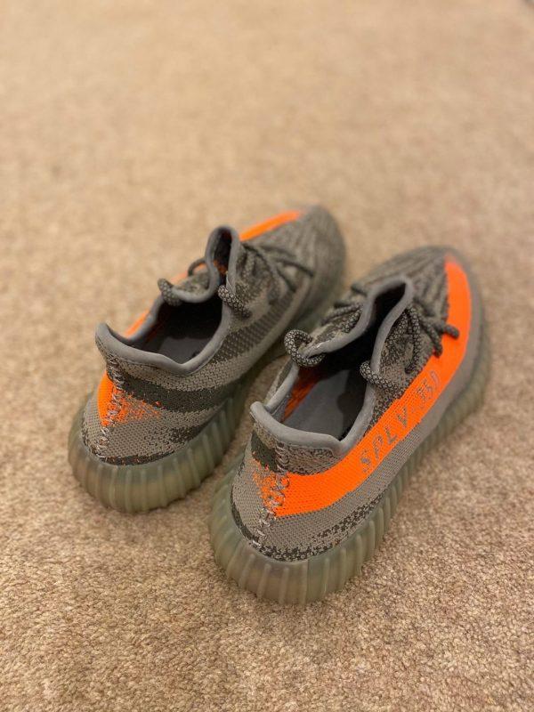 Adidas Yeezy Boost 350 V2 Beluga UK 9