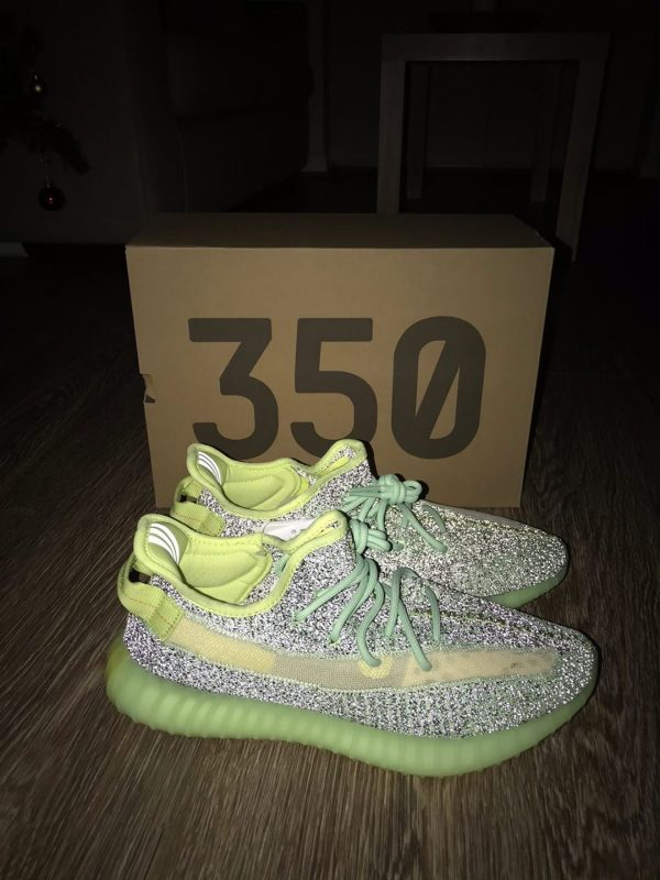 Yeezy Boost 350 V2 Yeezreel UK 10.5