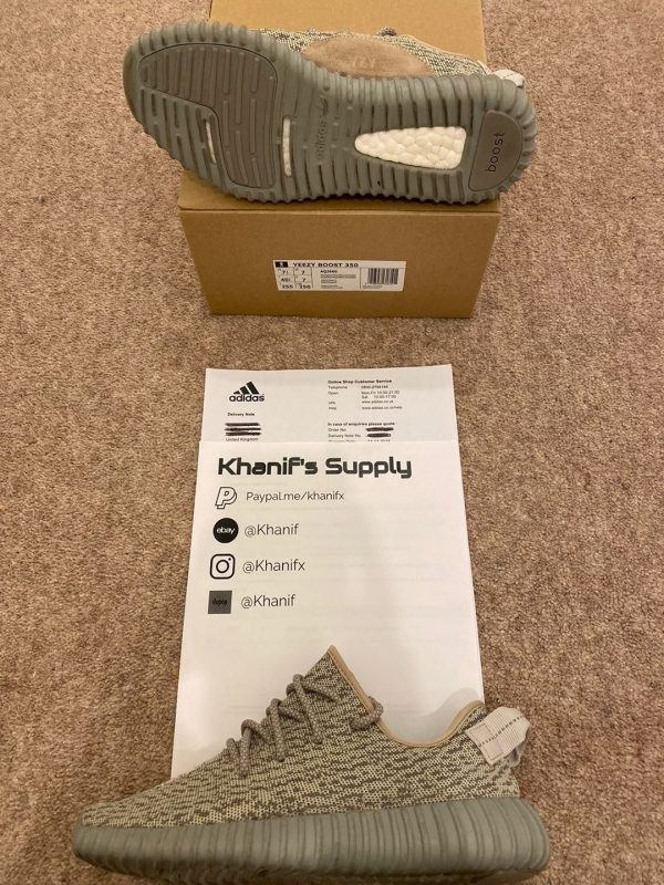 adidas Yeezy Boost 350 Moonrock UK 7