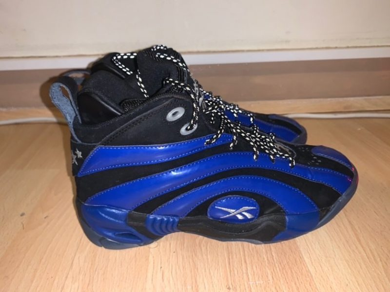 Reebok Shaqnosis Orlando Magic UK 6
