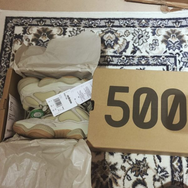 Yeezy 500 Stone UK Size 4