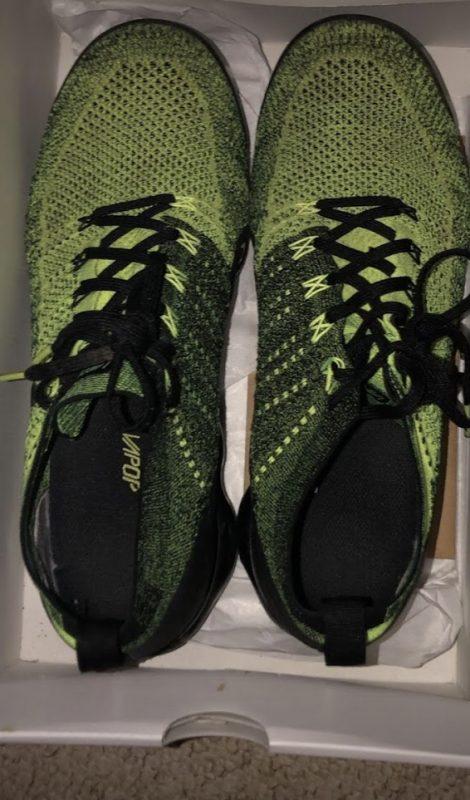 Vapormax Green