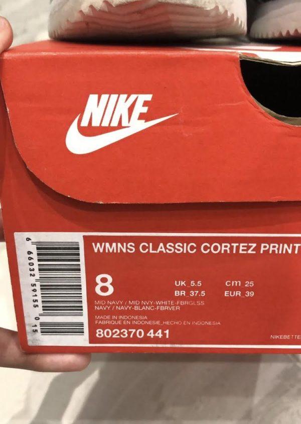 Cortez Classic Print Prem