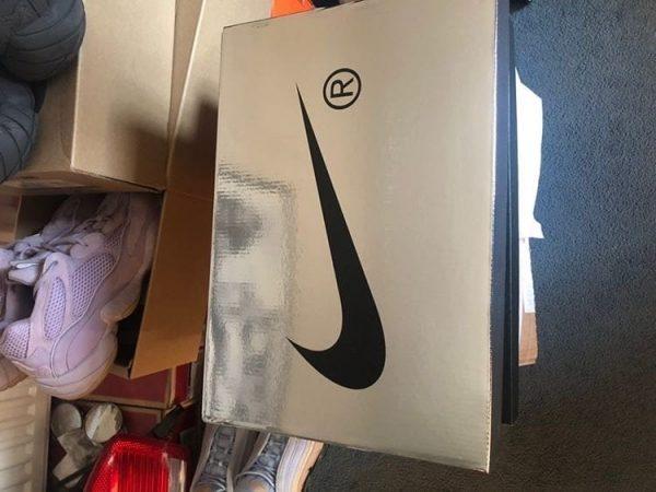 Nike - Off White SB Dunks