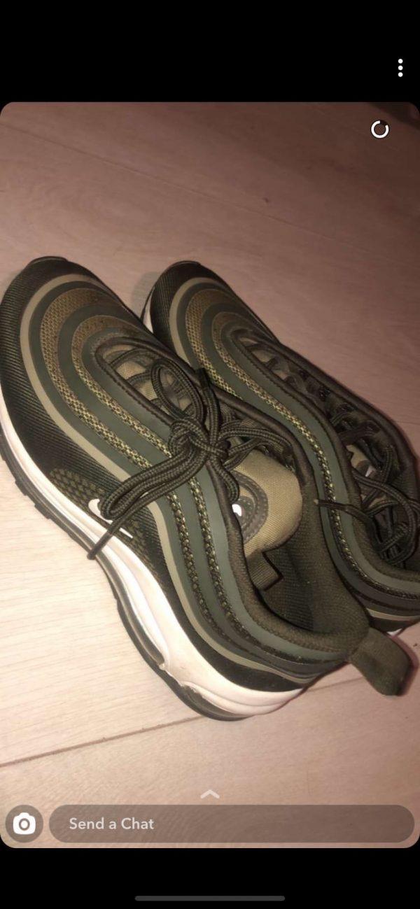 Nike Khaki Air Max 97s