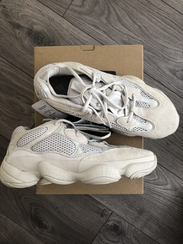 Adidas Yeezy 500 Blush - UK8.5 - US9 - EU42.5