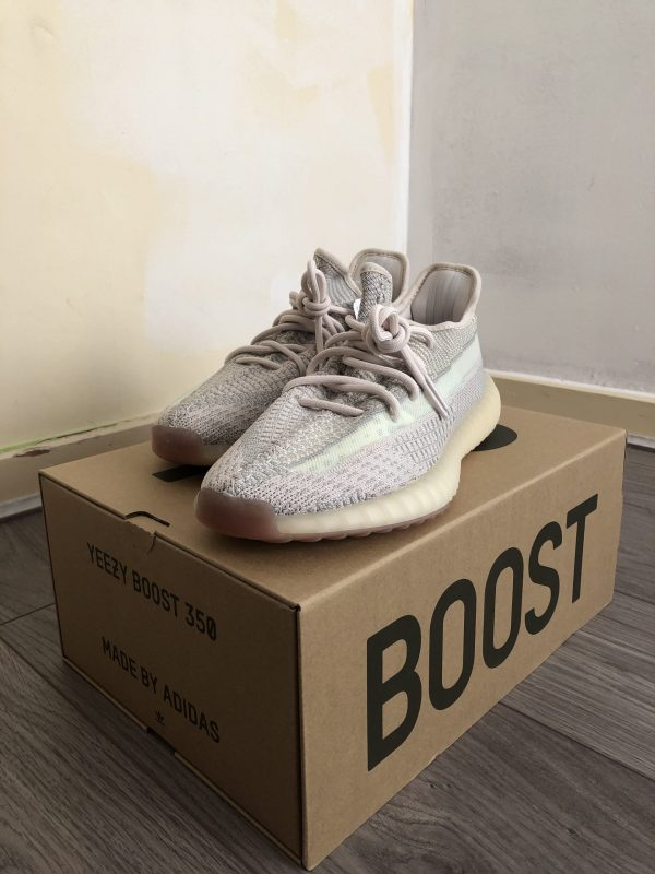 Adidas Yeezy Boost 350 V2 Citrin UK8.5 - US9 - EU43