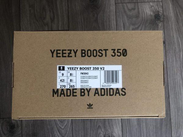 Adidas Yeezy Boost 350 v2 Cloud White UK8.5 - US9 - EU43