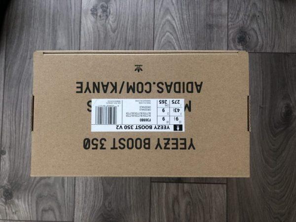 YEEZY BOOST 350 V2 BUTTER UK9 - US9.5 - EU44