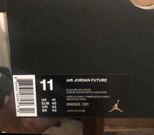 Jordan Futures