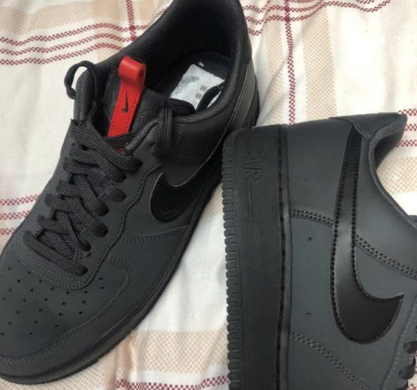 Nike Air Anthracite UK 8